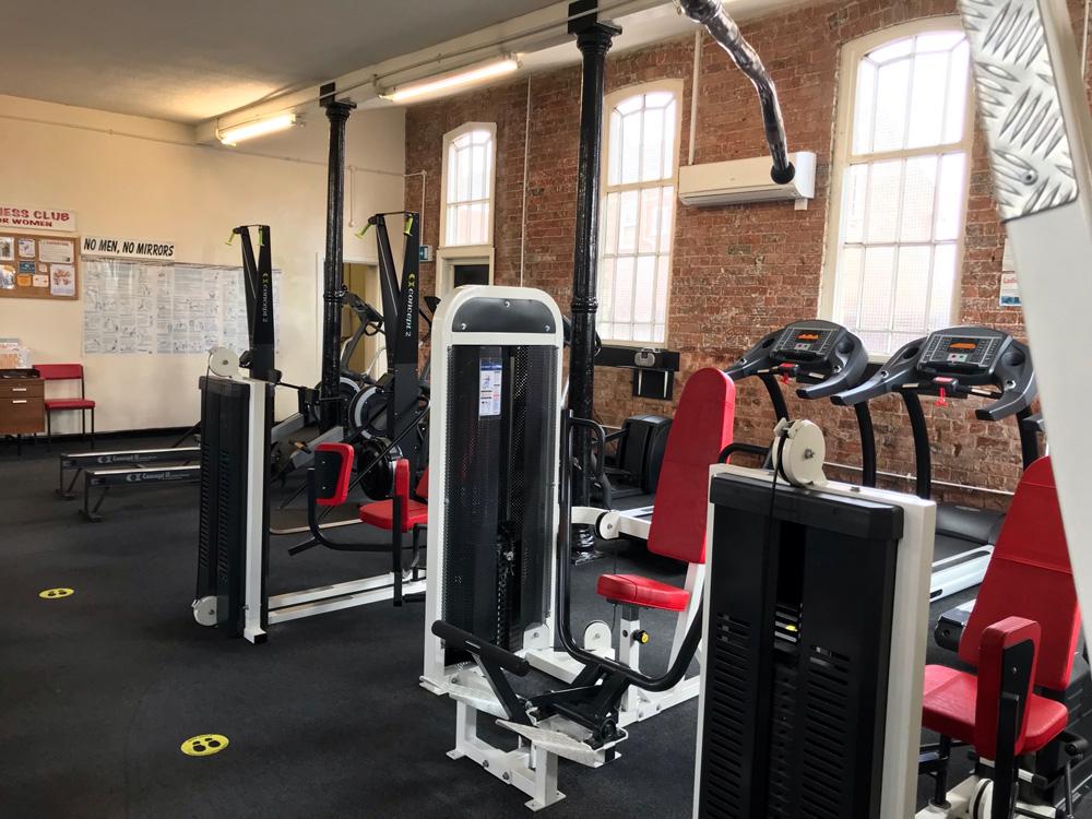 Ladybird Fitness Gym Wigan